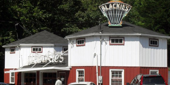 Blackies Hot Dog Stand