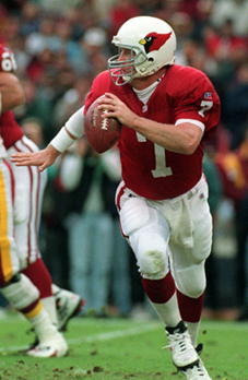Boomer Esiason Ariz Cardinals 522 Yards