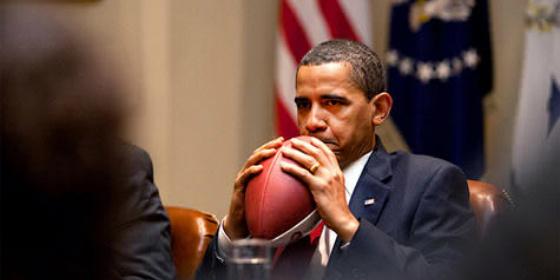 Obama Redskins