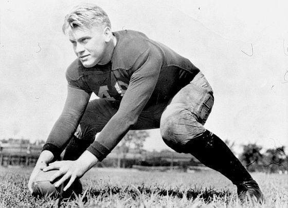Gerald Ford Football Michigan