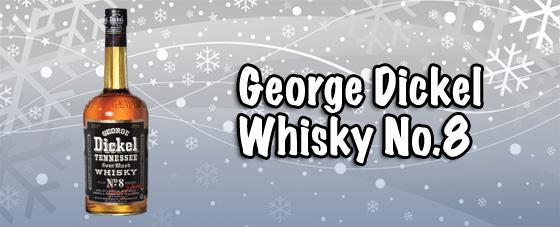 George Dickel No8