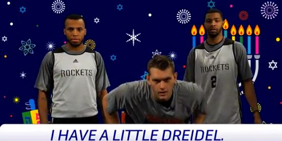 rockets dreidel song 2