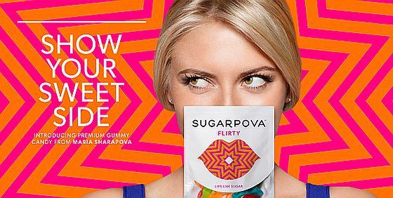 Maria Sharapova Candy 2