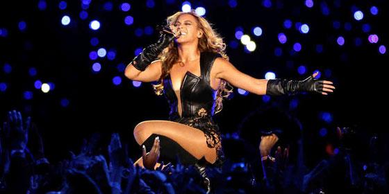 Beyonce SB 2