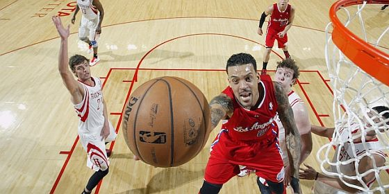 Matt Barnes header
