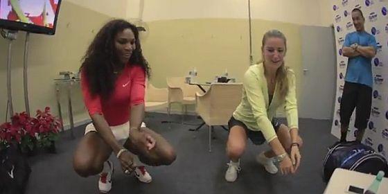 Serena vika twerk