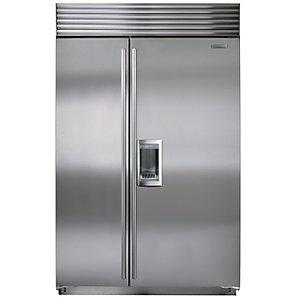 Sub Zero Integrated Side by Side Fridge Freezer