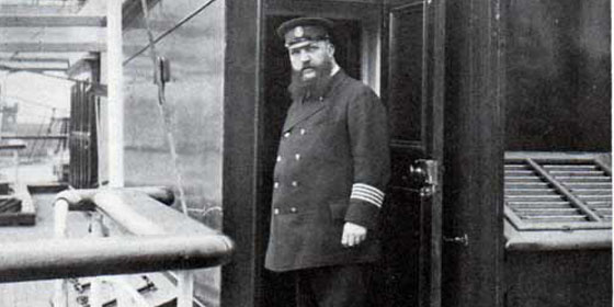 Steamship Captain