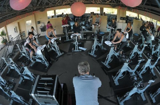SB Athletic Club Spinning Class5 Web