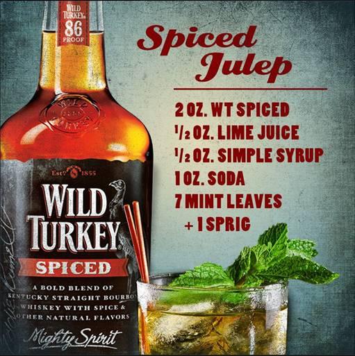 Spiced Julep