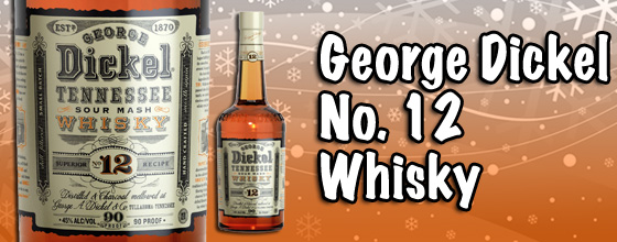 George Dickel No 12