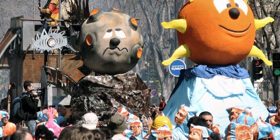 Marseille carnival