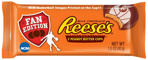 Reeses Fan Edition Printed Cups Image