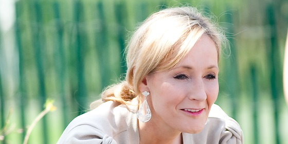 J. K. Rowling 20101