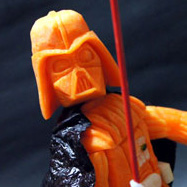 How to Make Darth Carrot