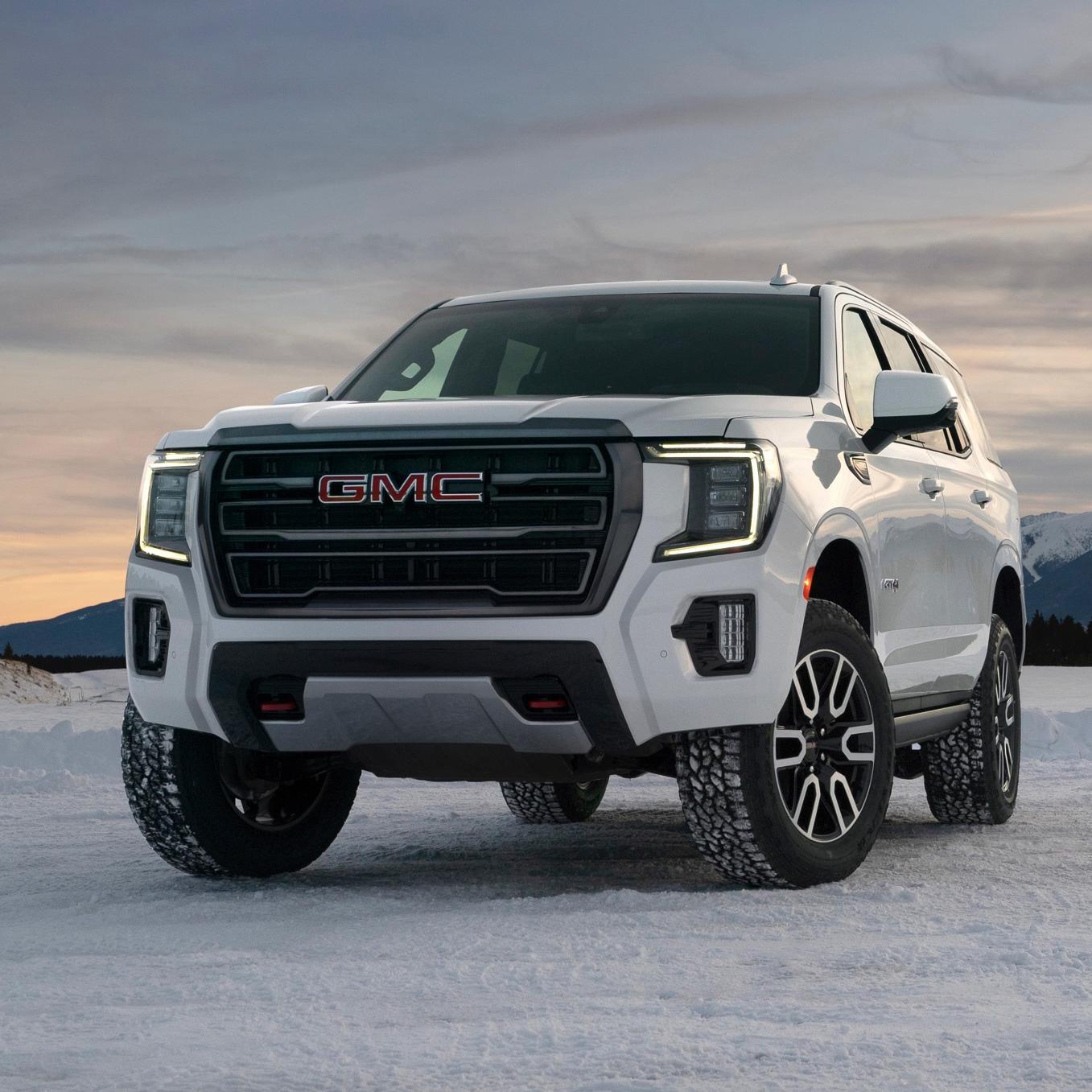 2021 GMC Yukon AT4 : Revealed