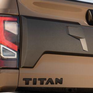 2020 Nissan Titan Pro 4X Exterior Details 4 300x300