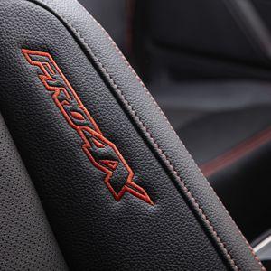 2020 Nissan Titan Pro 4X Interior 8 300x300
