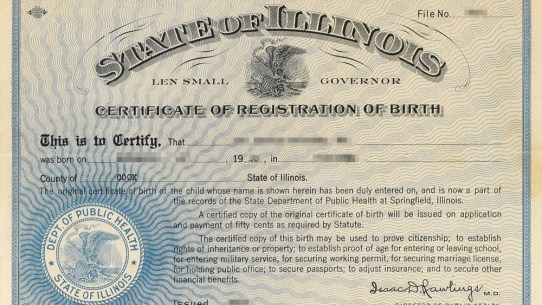 FACT CHECK: Illinois Single Mother Birth Certificate Controversy
