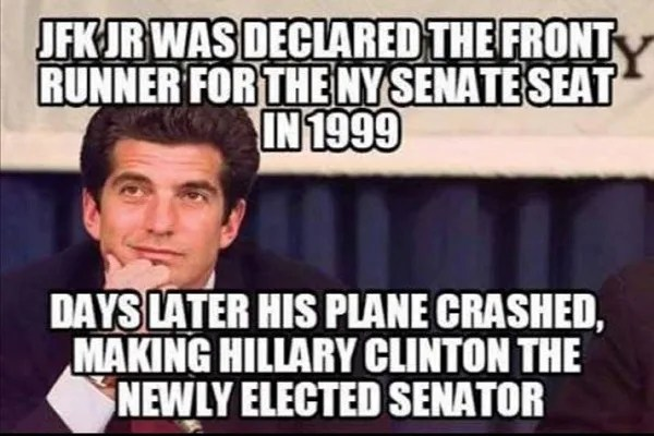 FACT CHECK JFK Jr Was A U S Senate Frontrunner Before