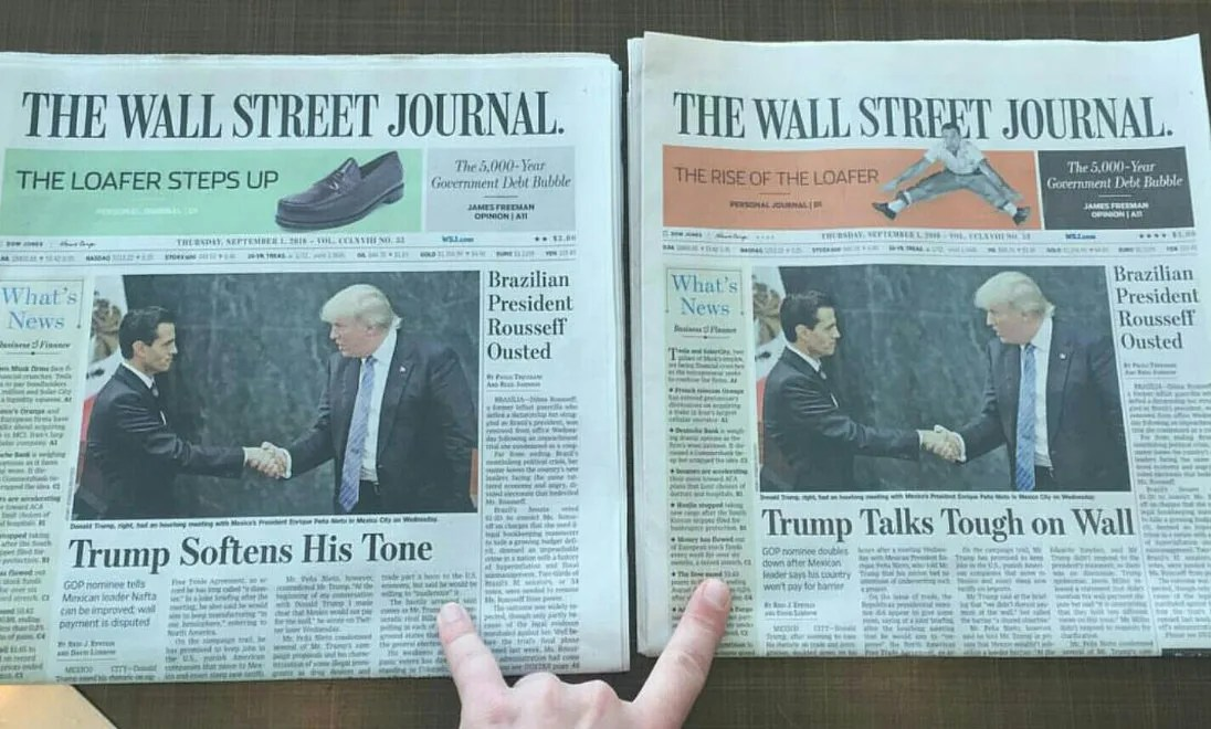 wsj papers