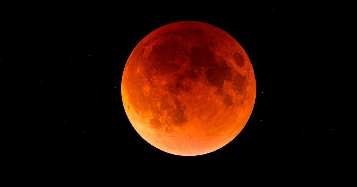 FACT CHECK Lunar Eclipses Happen Only During Full Moons