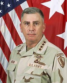 General John Abizaid Confirmed as New U.S. Ambassador to Saudi Arabia