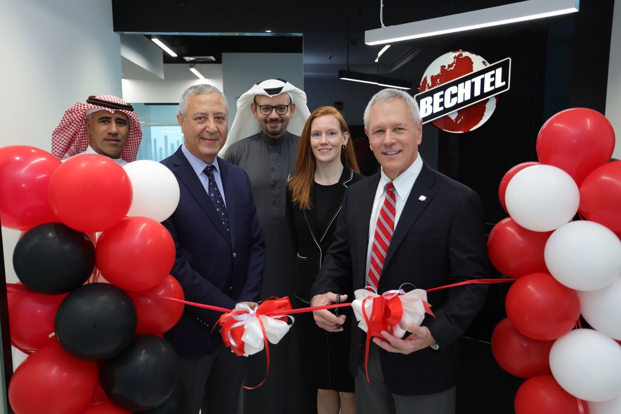 Bechtel Establishes New Office in Al-Khobar