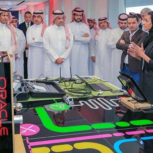 Saudi Arabia's Oracle Cloud Data Center Chosen as MENA Regional Hub