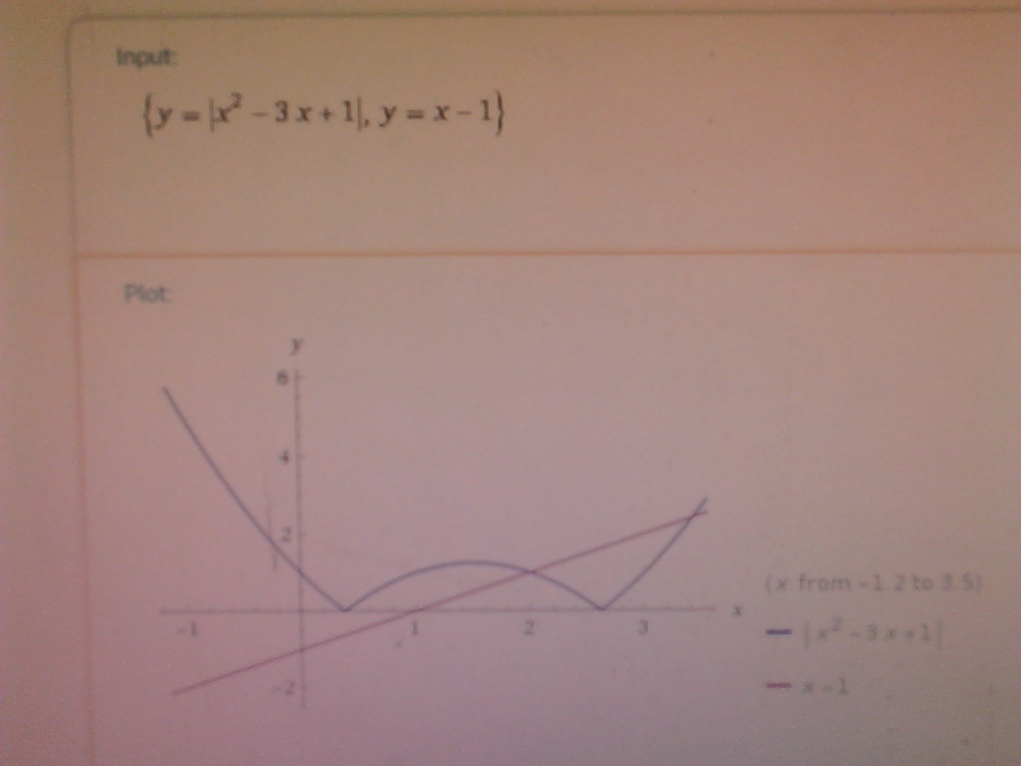 Find The Approximate Solution Of This System Of Equations