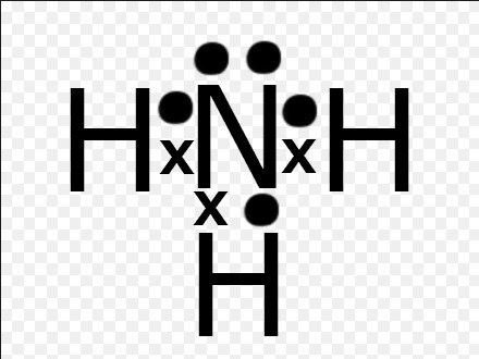 Which of the following is the correct Lewis structure for