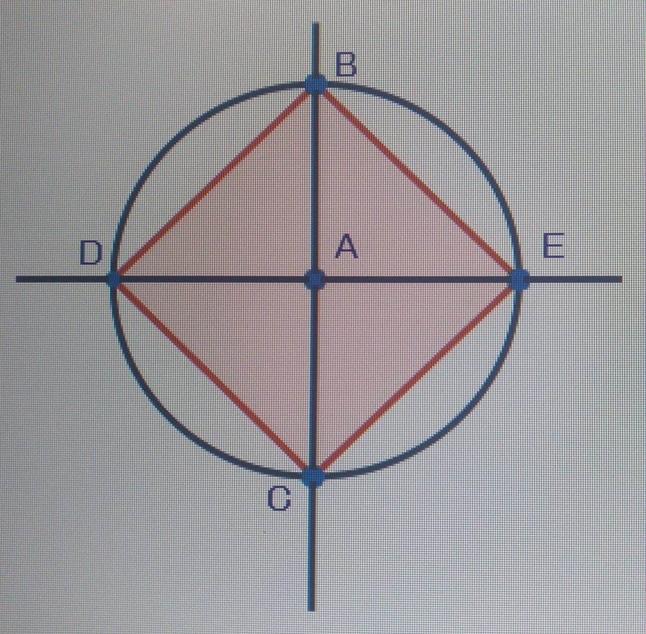 What Construction Does The Image Demonstrate A A Square