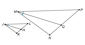 1. According to the Proportional Angle Bisectors Theorem