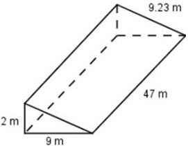 Use formulas to find the lateral area and surface area of