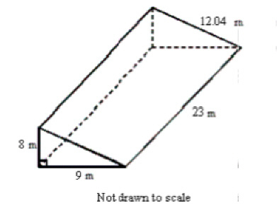 last one help. Use formulas to find the lateral area and