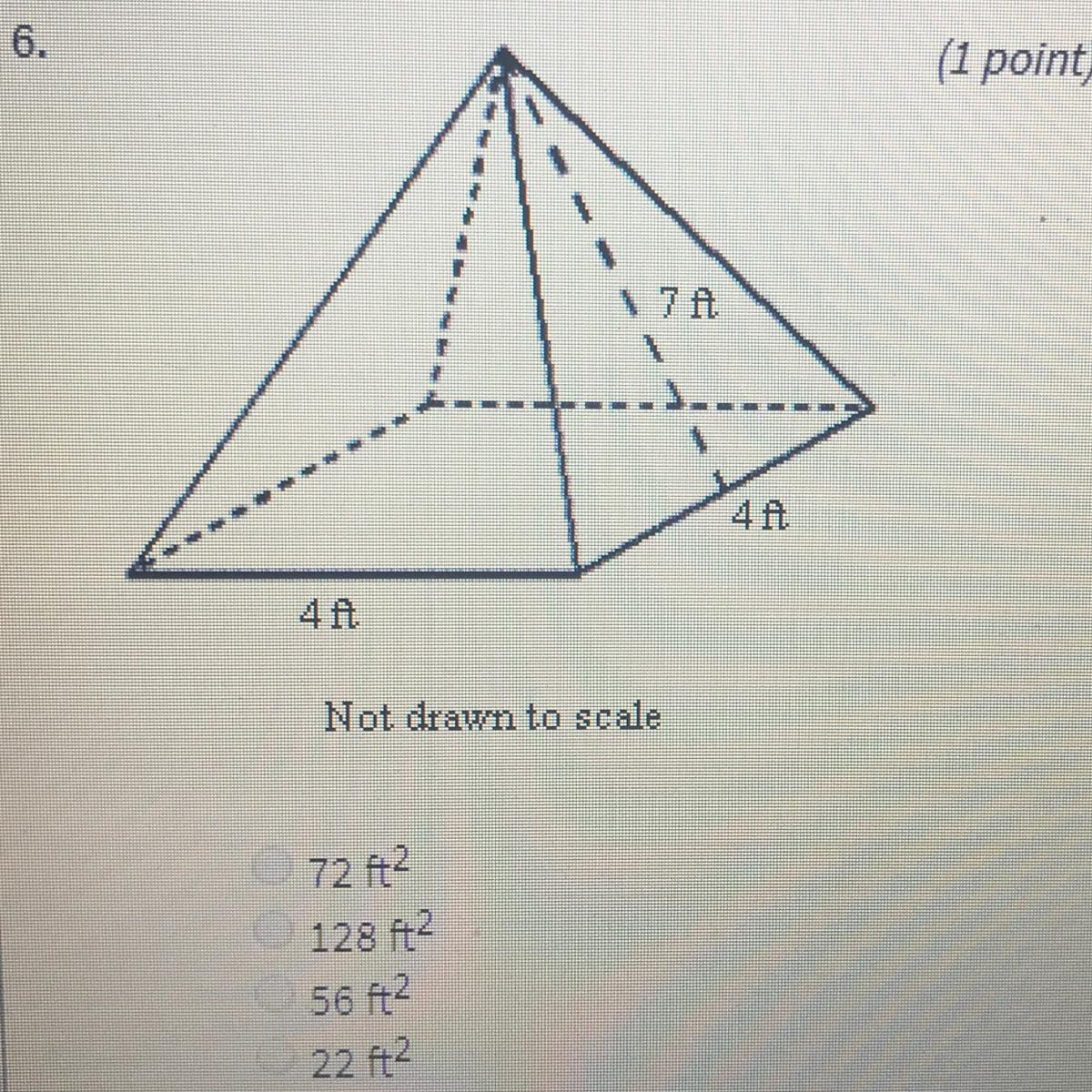 For The Following Question Find The Surface Area Of The