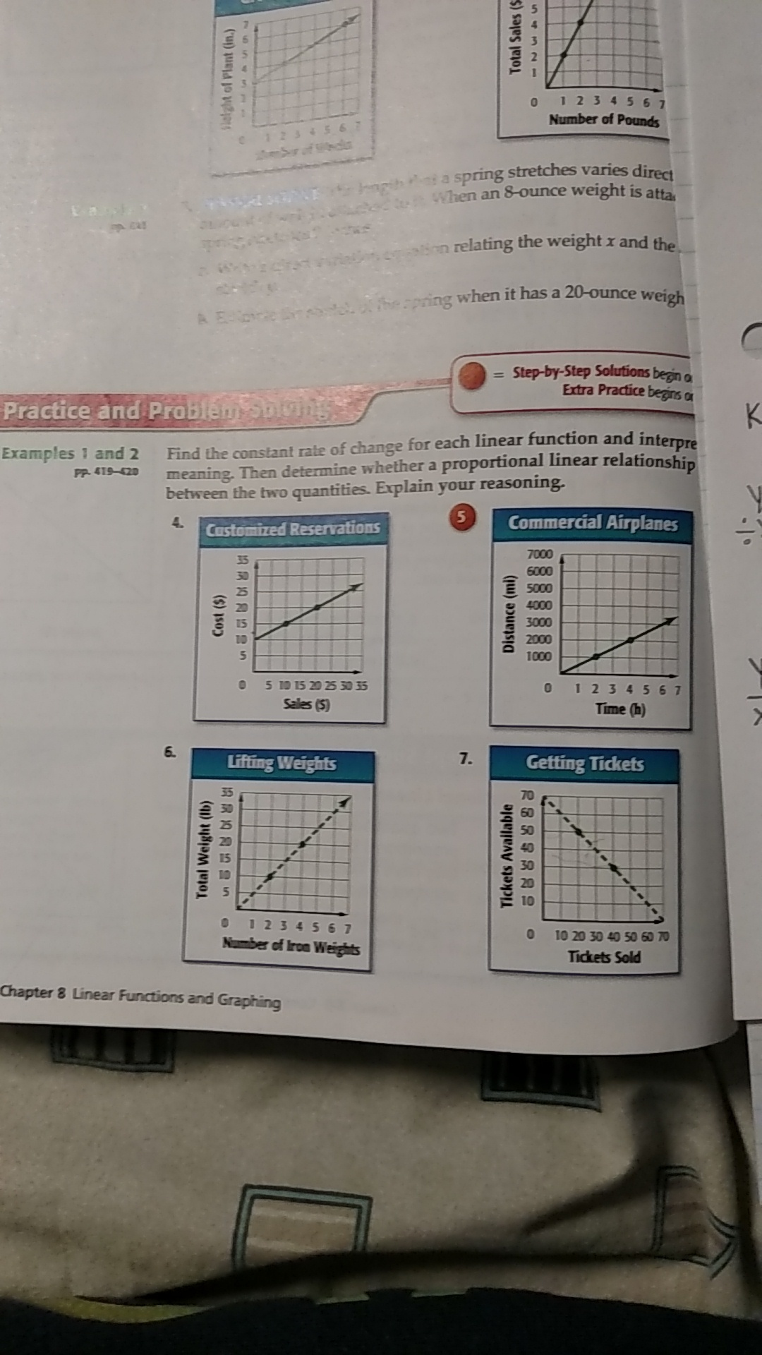 How Do You Find The Constant Rate Of Change For A Linear