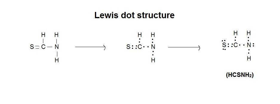 electron dot diagram for s how chocolate is made draw a lewis structure hcsnh2 the carbon and nitrogen atoms are download png