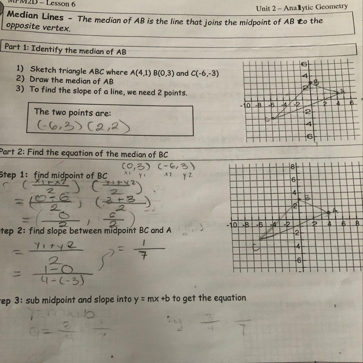 hight resolution of Does anyone have answers for this math worksheet grade 10 ? - Brainly.com