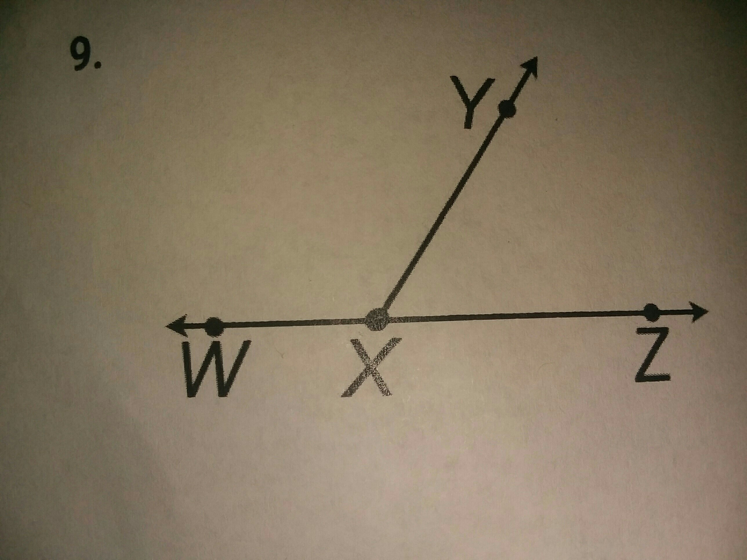 supplementary angles sum up to 180