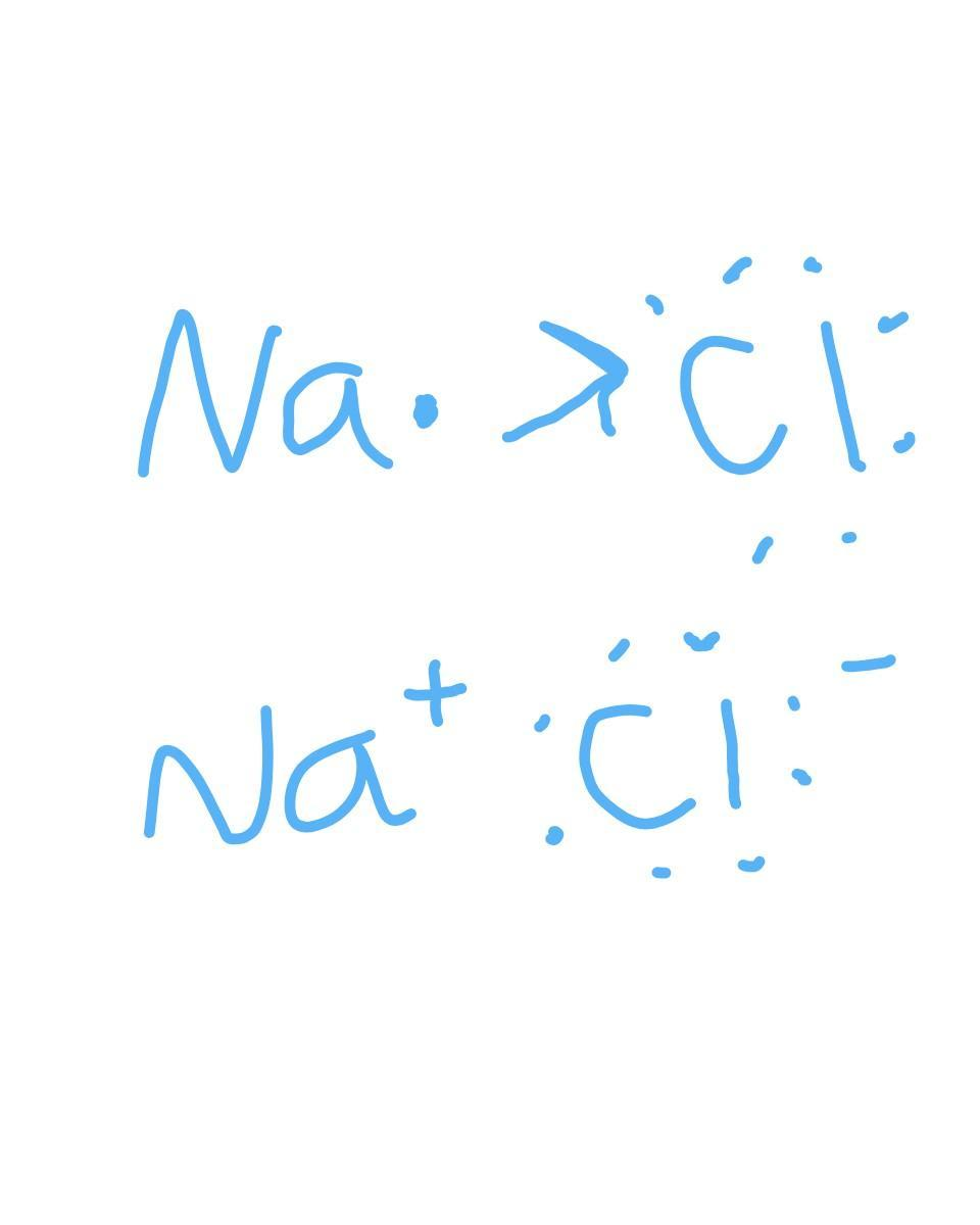 Lewis Dot Structure Of Nacl : lewis, structure, Pleaseeee, Lewis, Structure, Brainly.com