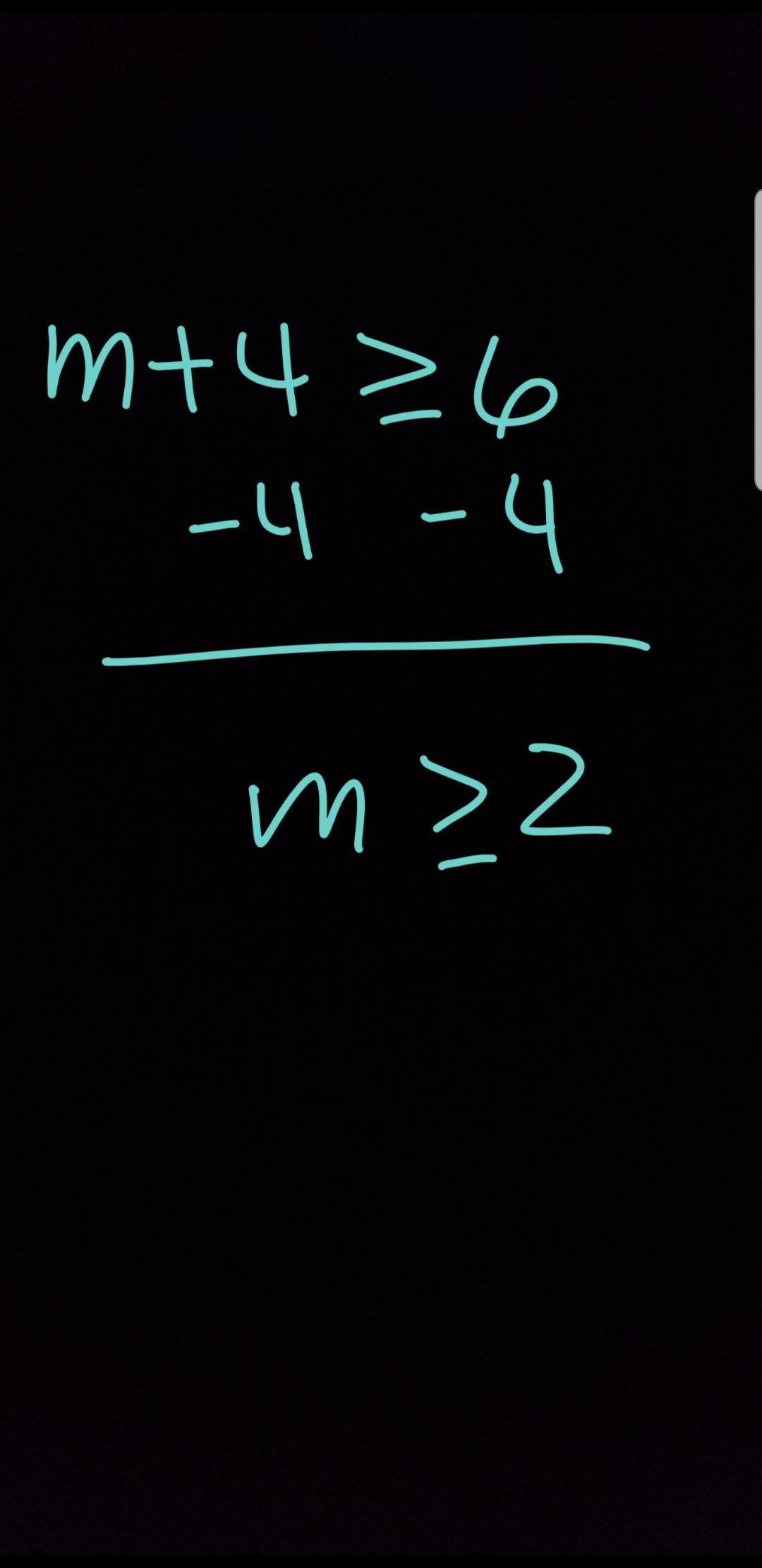 Solve The Given Inequality Describe The Solution Set