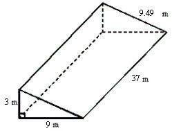 HELP!!!! Use formulas to find the lateral area and surface