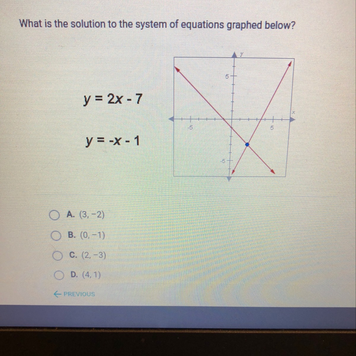 How Can You Find The Solution To A System Of Equations By