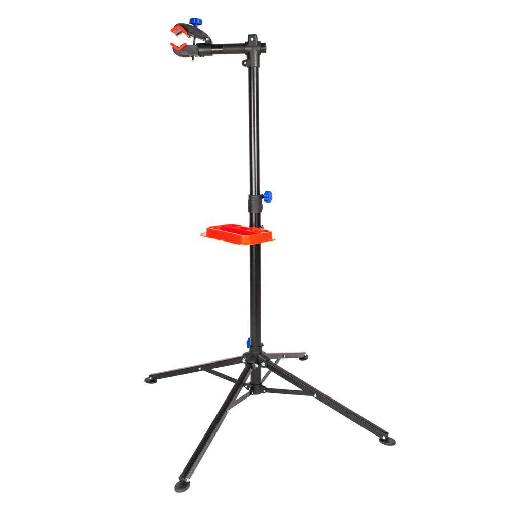 Foldable Bicycle Repair Floor Stand Bike Trainer Mechanic