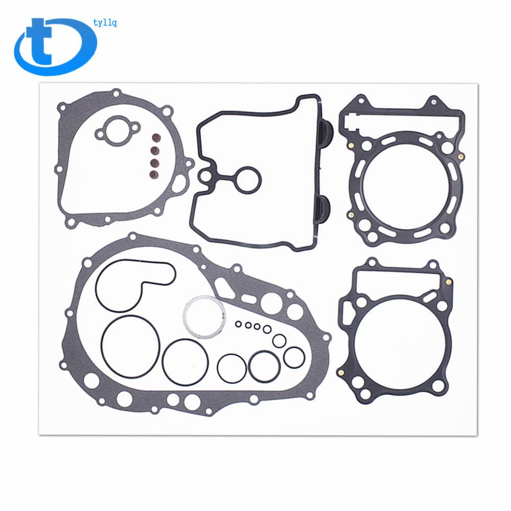 Complete Gasket Kit Top & Bottom End Engine Set DVX 400