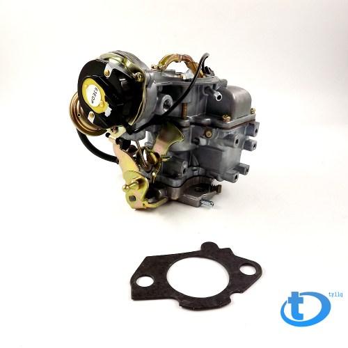 small resolution of carburetor type carter yfa 1 barrel electric choke fit for ford 4 9l 300 cu f150