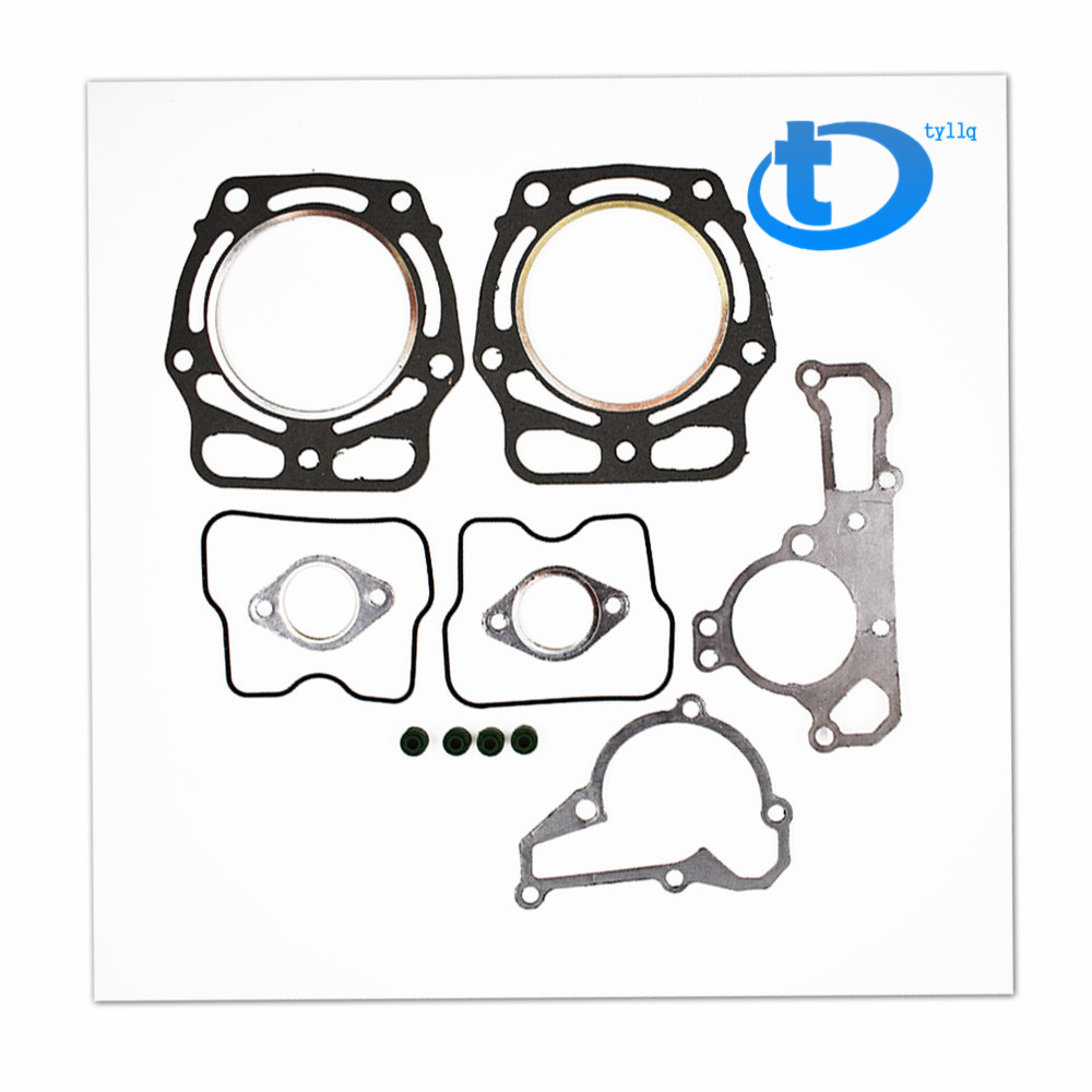 Top End Head Bottom Gasket Kit for Kawasaki KAF620 Mule