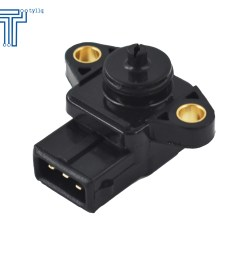 manifold absolute air pressure map sensor fit for mitsubishi 2001 mitsubishi diamante map sensor location free image about wiring [ 2694 x 2694 Pixel ]