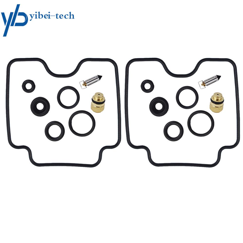 KR Carburetor Carb Rebuild Repair Kit Fit For YAMAHA XVS